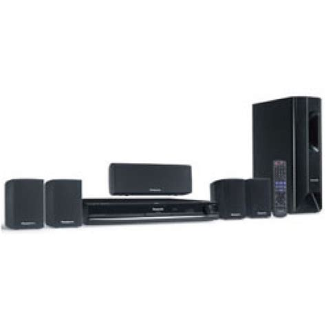 panasonic sc pt470 region free home theater system for 110