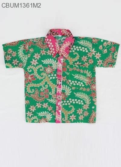 Kemeja Anak Motif Size M by Kemeja Anak Batik Motif Kembangan Size M Kemeja Murah
