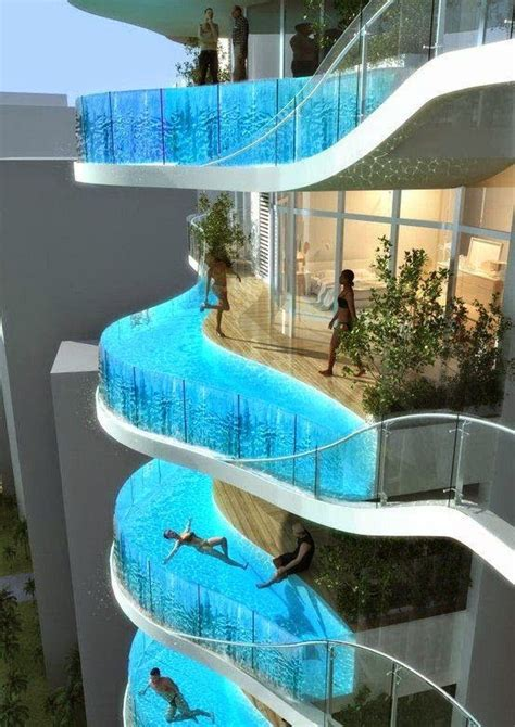 mumbai hotel with pools in every room pictures pool balcony for each room hotel in mumbai architektur