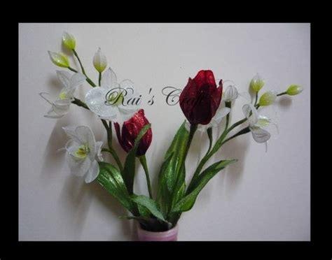 Bunga Tulip 2 s craft bunga tulip bunga orkid