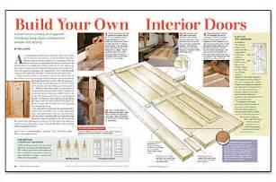 Build Your Own Interior Door Build Your Own Interior Doors Homebuilding