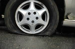 Tires Going Flat Cold Weather Winter S Cold Can Leave Drivers Stranded With A Flat Wtop