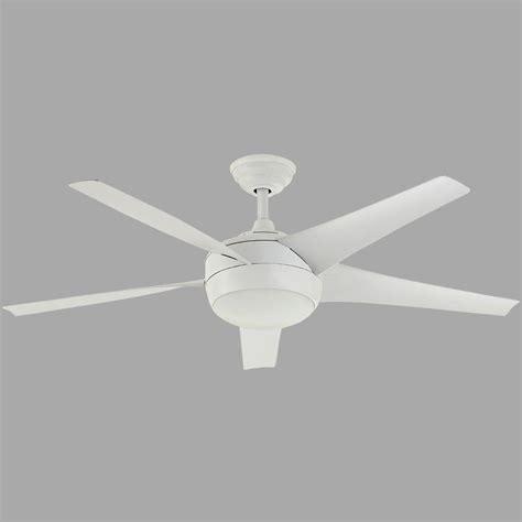 aker 36 in led indoor fresh white ceiling fan white ceiling fan hunter fan aker fresh white 36inch