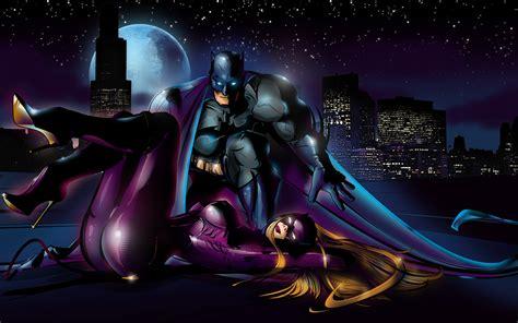 wallpaper batman catwoman batgirl harley quinn iphone wallpaper wallpapersafari