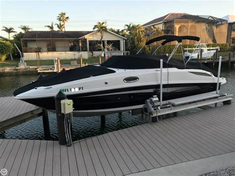 deck boats for sale marco island sea ray 260 sundeck boats for sale boats