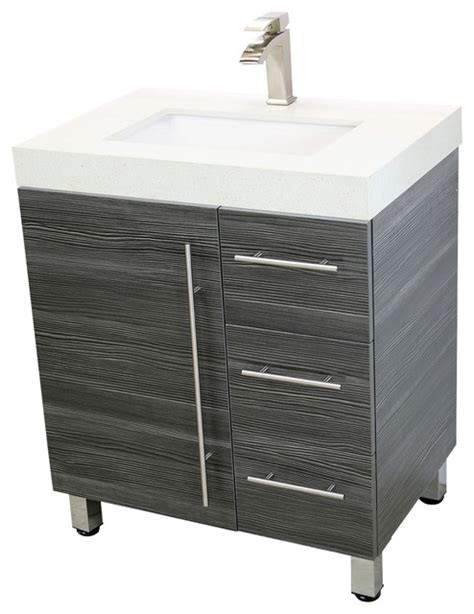 free standing modern bathroom cabinet windbay 30 quot free standing bathroom vanities sink