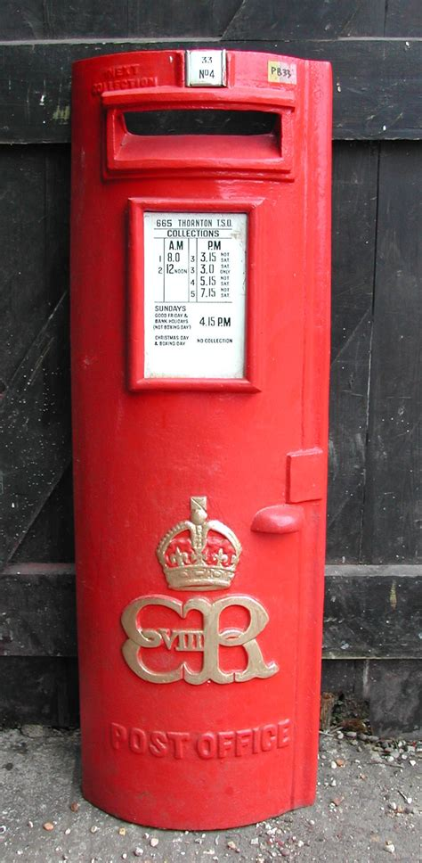 Wedding Post Box Yellow by The Post Box A Royal Icon The In Waiting