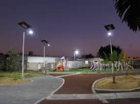 Landscape Solar Led Lighting Mexico City Illuminates Heritage Park With Carmanah Technology S Solar Led Outdoor