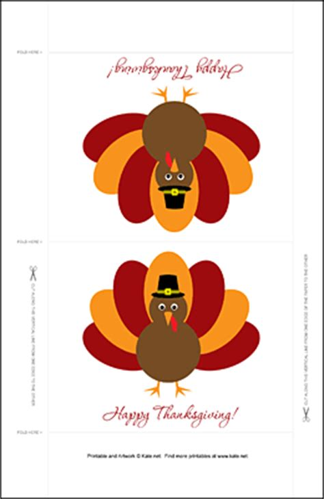 Printable Thanksgiving Turkey Decorations | sassy sites i m quot thankful quot for free printables