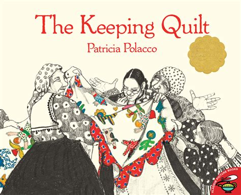 The Keeping Quilt Story polacco official publisher page simon