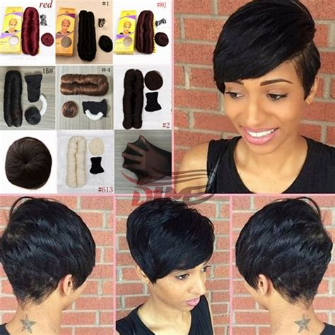 trio bump pixie cut best 25 quick weave hairstyles bobs ideas on pinterest