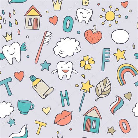 pattern magic descargar gratis pattern with magic teeth vector de stock 52445997