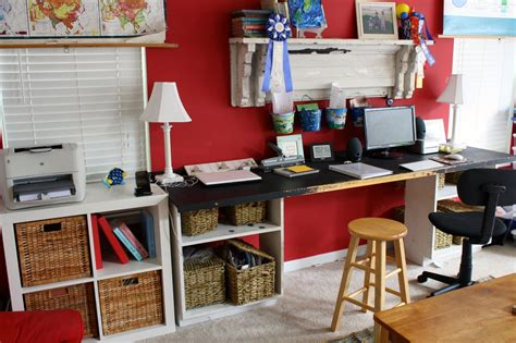 desks for rooms chalkboard desk homeschool room hodgepodge