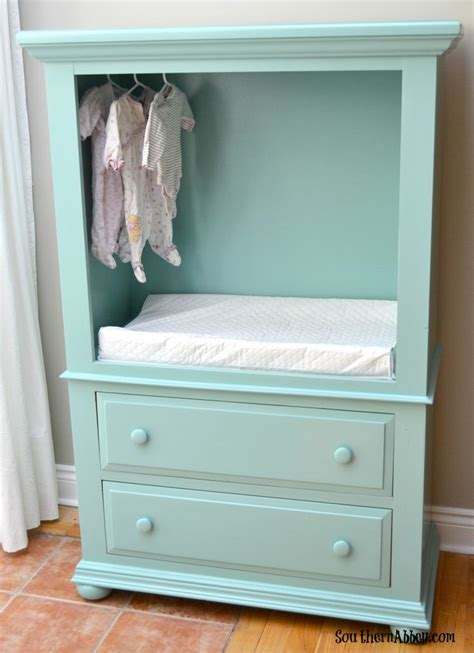 Can You Use A Dresser As A Changing Table by Diy Tv Wardrobe Makeover A Great Way To Get A Customized