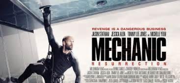 Mechanic resurrection review den of geek