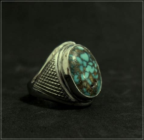 Cincin Pirus 07 cincin batu pirus barang antik klasik