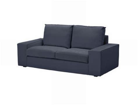 blue loveseat slipcover ikea kivik loveseat slipcover 2 seat sofa cover ingebo