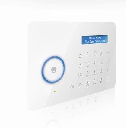 Alarm Chuango chuango security technology corporation a11 pstn lcd