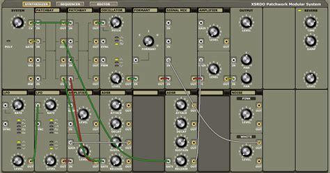 Patchwork System - xsrdo patchwork modular system updated to v0 58 beta