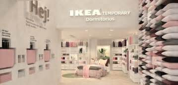 up in store ikea ikea temporary opens in madrid go popup