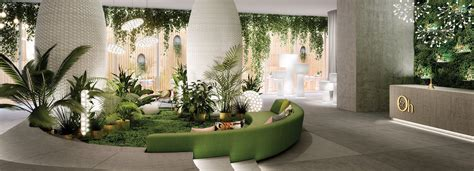 design interior nature marcel wanders envisions nature influenced interior for