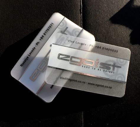 how to make plastic business cards business card ideas on business cards