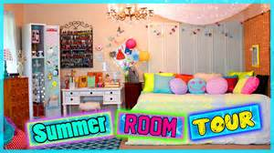 Summer Room Decor Summer Room Tour Diy Room Decor Ideas Glitterforever17