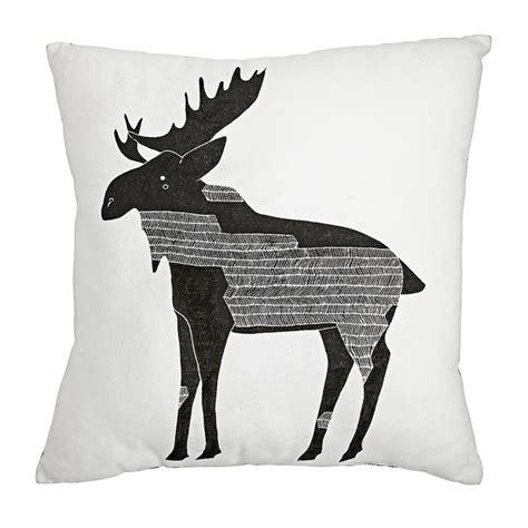 Moose Throw Pillows by 25 Throw Pillows Winter Edition