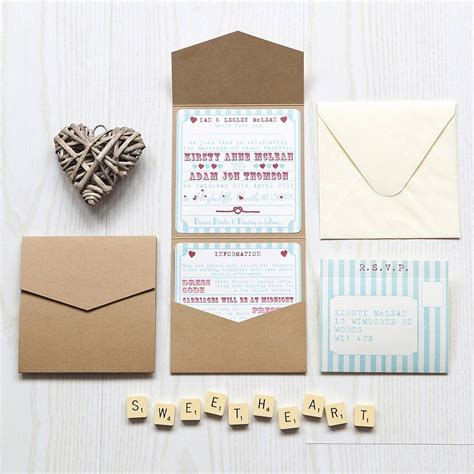 wedding invite pockets uk pocketfolds wedding invitations mini bridal