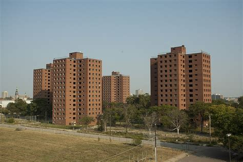 Pha Housing by Brewster Douglass Housing Projects
