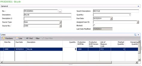 rework template rework production orders in microsoft dynamics nav