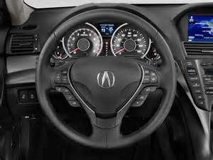 Steering Wheel Cover Acura Tl Image 2012 Acura Tl 4 Door Sedan 2wd Advance Steering
