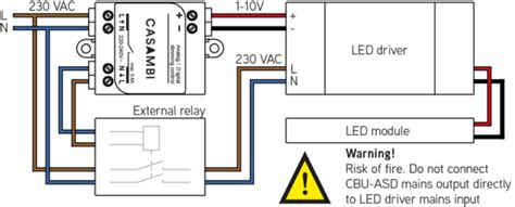0 10v dimming wiring diagram led light recessed