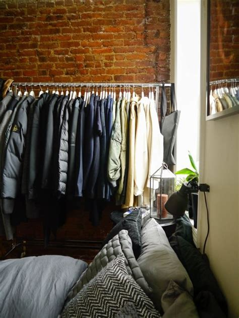 without dress in bedroom real small space closet solutions how to hang your