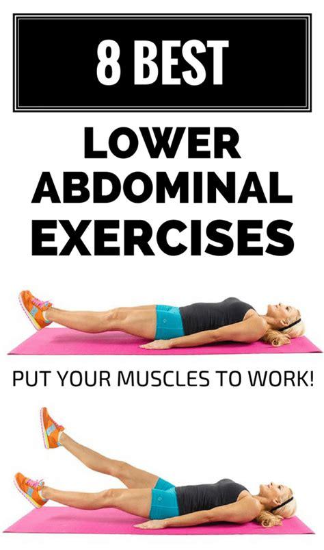 8 best lower abdominal exercises zoomzee org