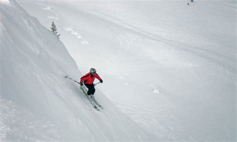 5 ways to overcome fear on the slopes - Slope Anxiety