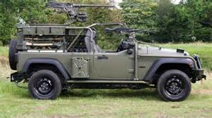 Army Jeeps The Army Jeep Is Not Dead It S Just Meaner And Heavier