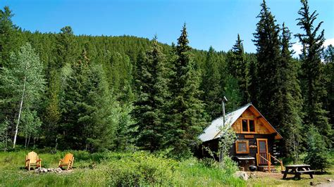 Pioneer Guest Cabins Crested Butte Co by Best Cabins For Getaways Sunset