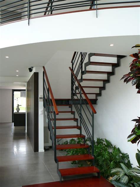 Escalier Maison Contemporaine by Interieur Maison Contemporaine Escalier