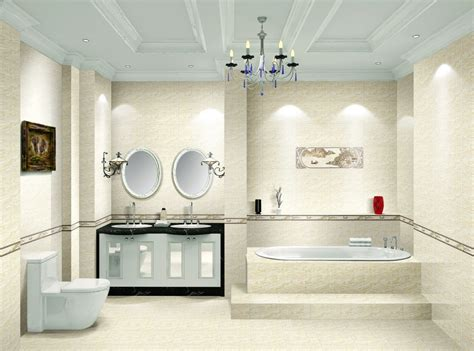 3d bathroom design 3d lighting design for bathroom