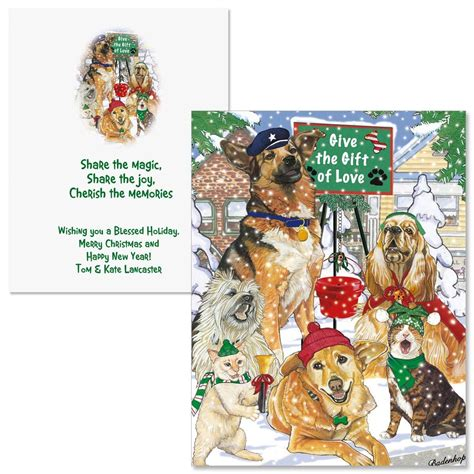 Gift Card Size - give the gift note card size christmas cards colorful images