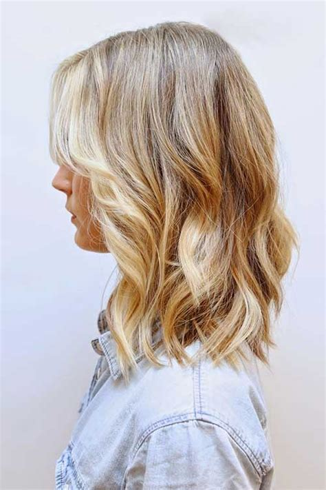 how to get beachy waves on shoulder lenght hair 40 beachy waves short hair short hairstyles 2016 2017