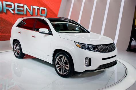 Kia New Sorento 2014 New Car Models Kia Sorento 2014