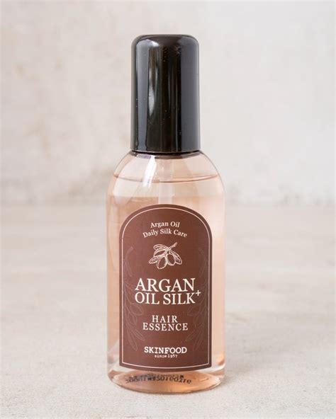 picture of hair essence argan oil silk hair essence by skinfood soko glam
