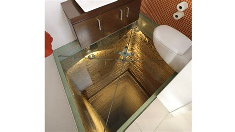 glass floor bathroom this toilet is perfect on a glass floor over a 15 storey