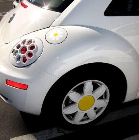 volkswagen beetle flower accessories ideas for my pink volkswagen beetle car on