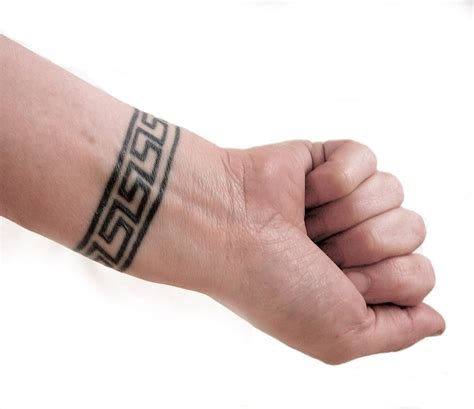 wrist band tattoos 47 attractive band tattoos for your writs