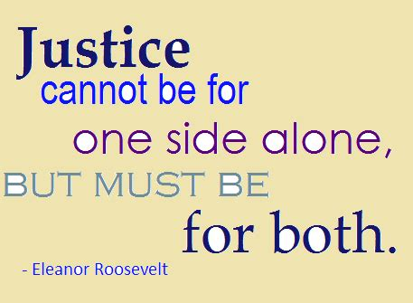 quotes about justice and fairness quotesgram
