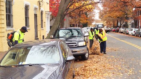 Alexandria Virginia Detox by Residential Leaf Collection Resource Recovery City Of