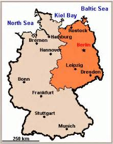 Map Of East Germany by Similiar Map Of Former East Germany Keywords
